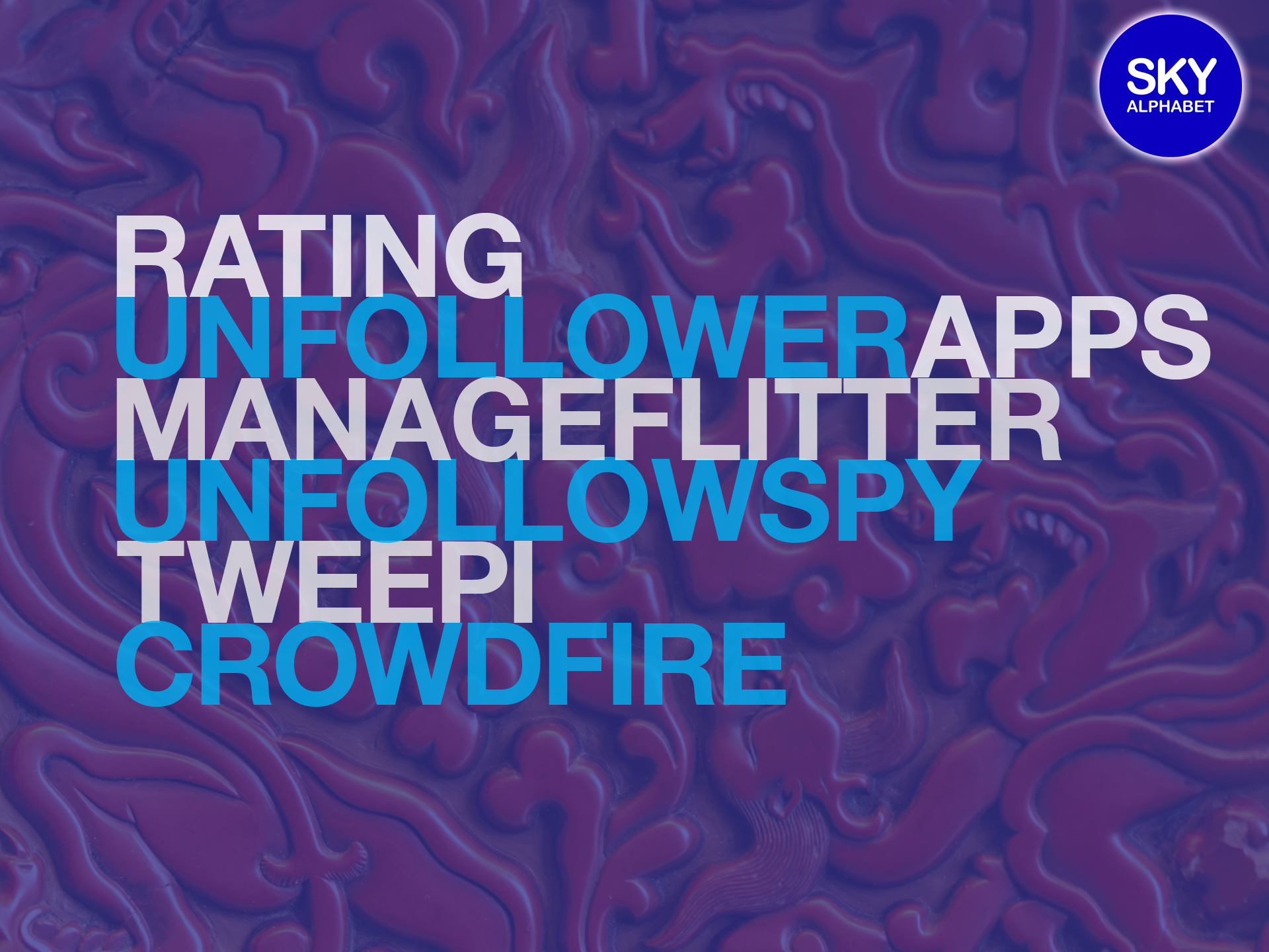 Rating the unfollower apps | crowdfire manageflitter tweepi