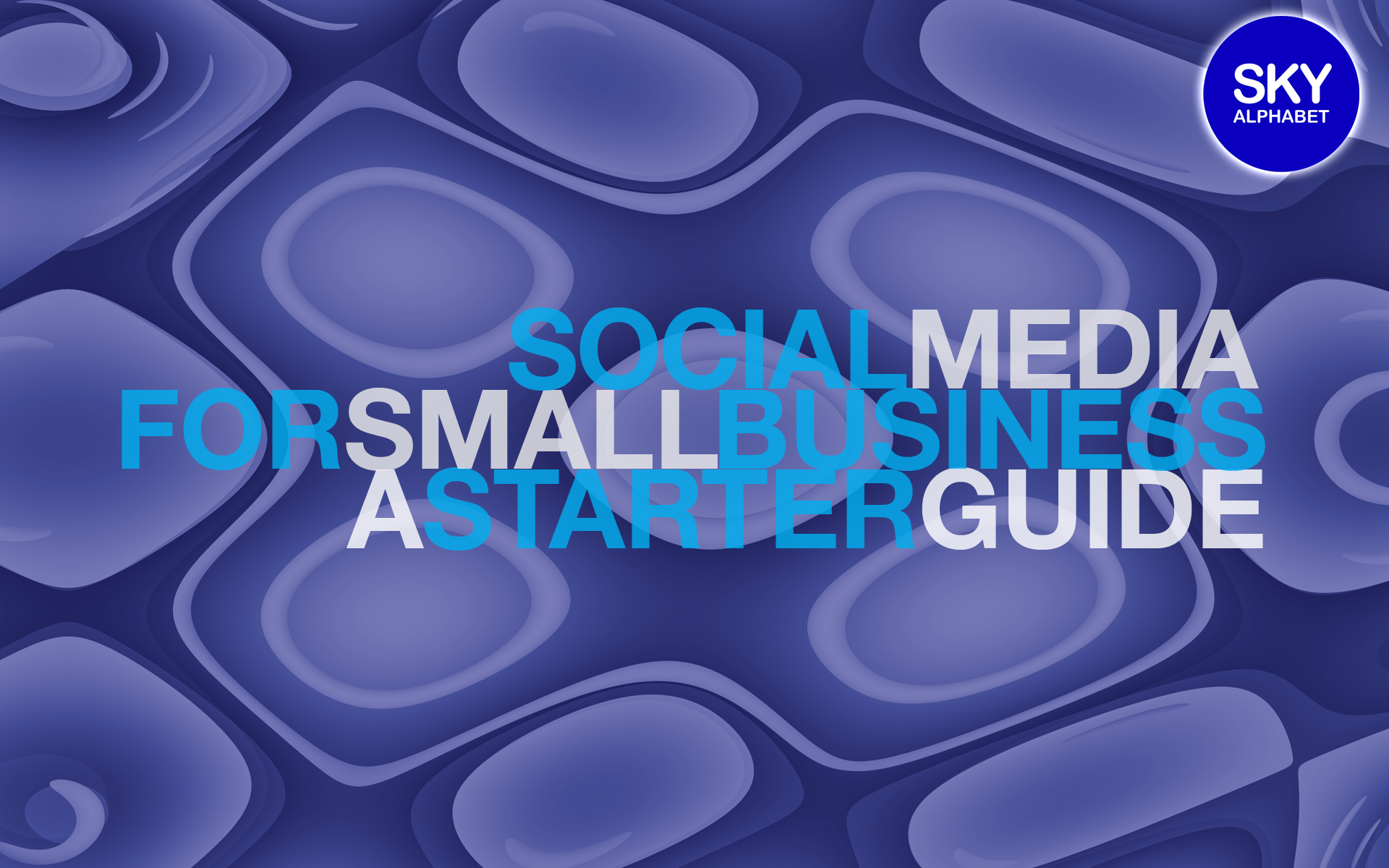 social media for small business - a starter guide